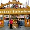 Besuch des 577.Dresdner Striezelmarktes
