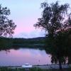 Als sich die Abenddämmerung über den See legte, träumten wir Hunde längst von unseren Erlebnissen.